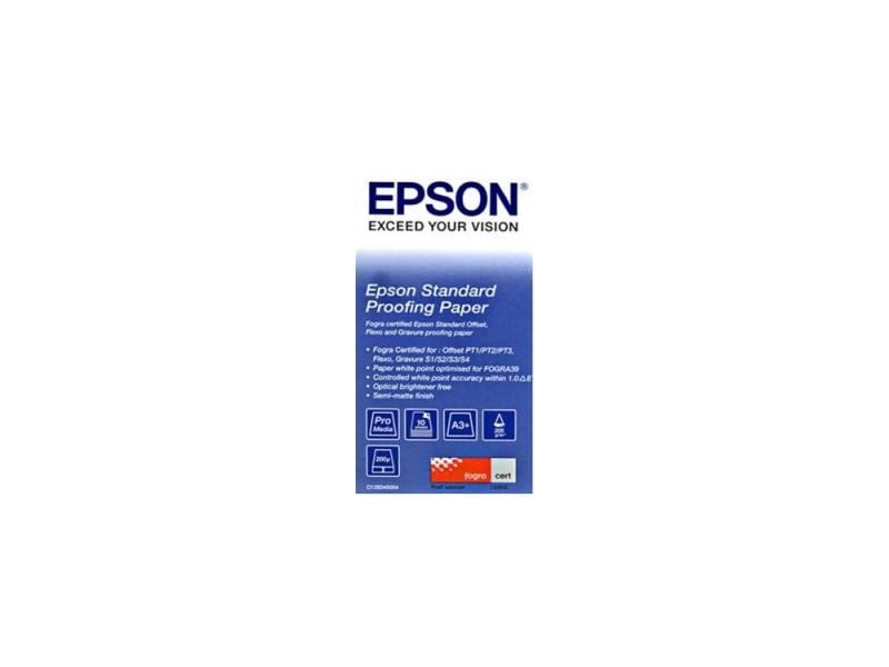 Бумага Epson Standard Proofing Paper 205 A3 205г/м2 C13S045005