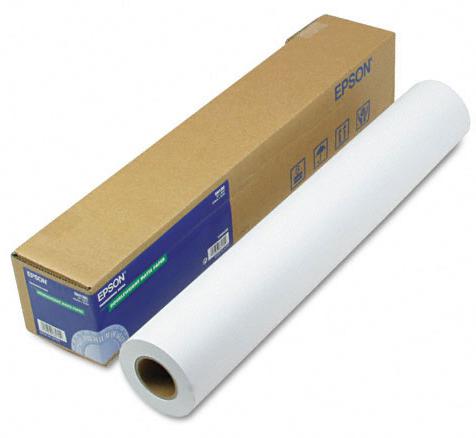 Фотобумага Epson Premium Semiglossy Photo Paper 44x30м C13S041395 бумага epson a4 251 г кв м premium semiglossy photo paper c13s041332 20л