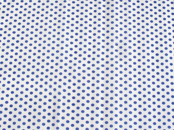 Креп-бумага Koh-I-Noor, розовая с фиолетовыми кружками, 2000х500 мм