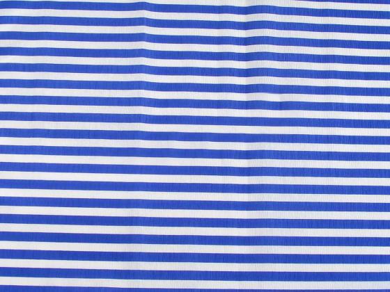 Креп-бумага Koh-I-Noor, бело-фиолетовая полоска, 2000х500 мм
