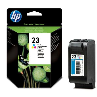 Картридж HP C1823D (№23) цветной DJ710/815/880/890/895сxi/1120/1125 от OLDI