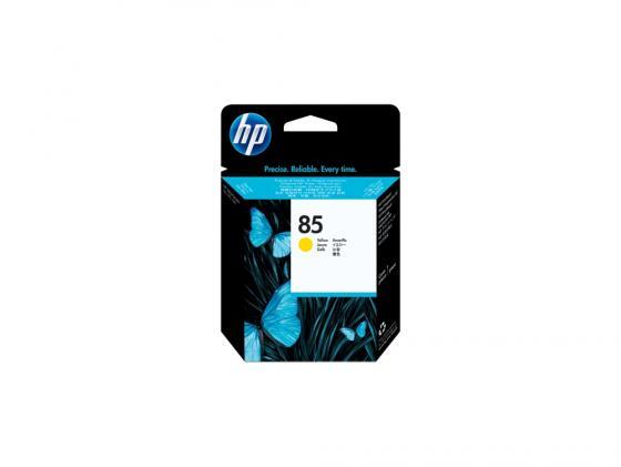 Картридж HP-C9422A картридж для принтера hp 85 c9422a yellow
