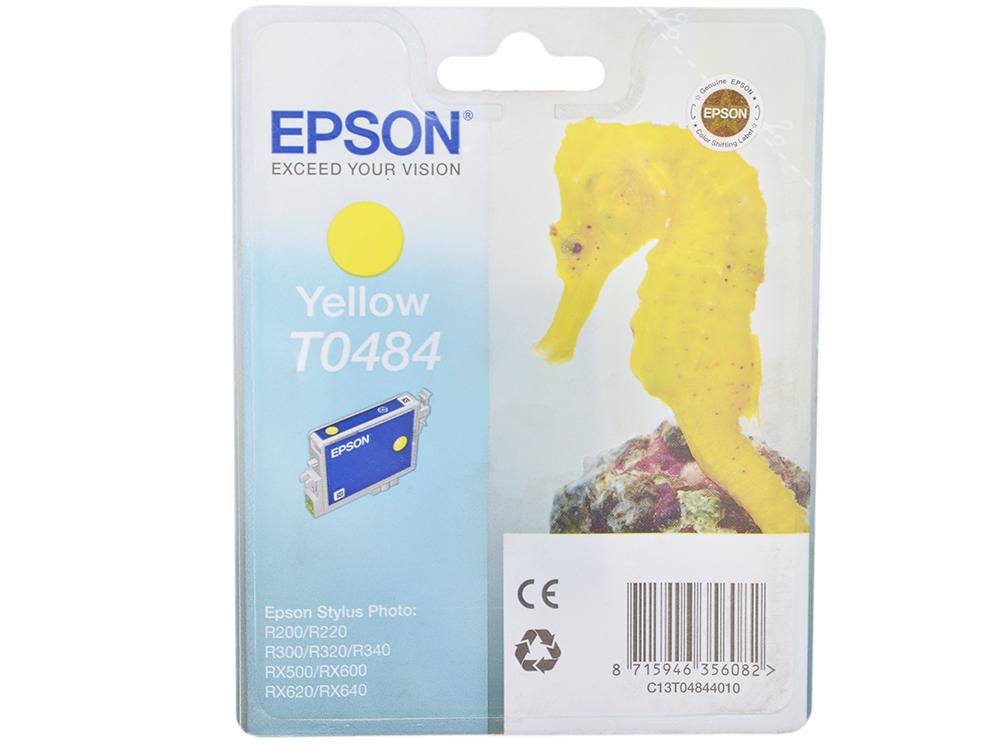 Картридж Epson Original T048440 (желтый) /для ST Photo R300/R300ME/