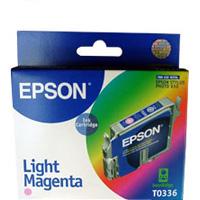 Картридж Epson Original Т033640 (светло-красный) /для Stylus Photo 950/ картридж epson original t67354a светло голубой для l800