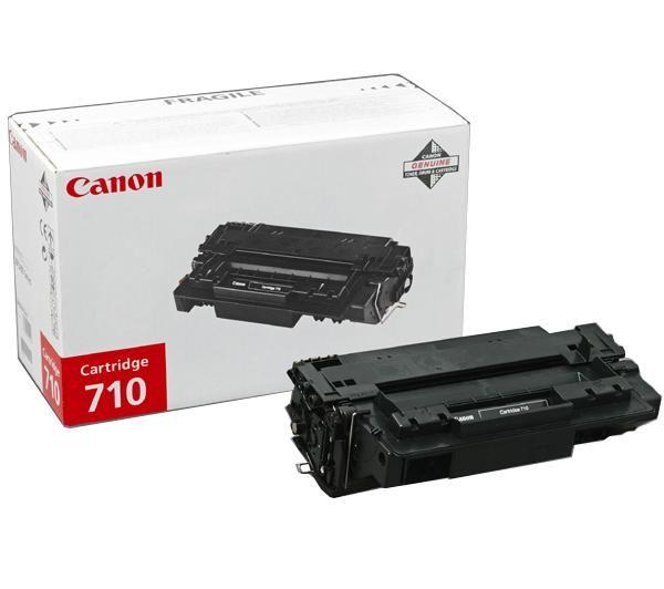 Картридж Canon 710 для LBP3460. Чёрный. 6000 страниц. canon 712 1870b002 black картридж для принтеров lbp 3010 3020