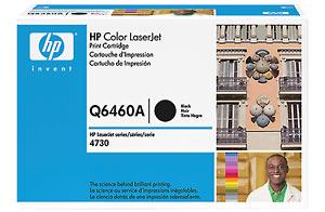 Картридж HP Q6460A для Color LaserJet 4730 MFP. Черный. 12000 страниц. картридж t2 tc c729m для canon i sensys lbp7010c 7018c hp laserjet pro cp1025 1025nw pro 100 mfp пурпурный