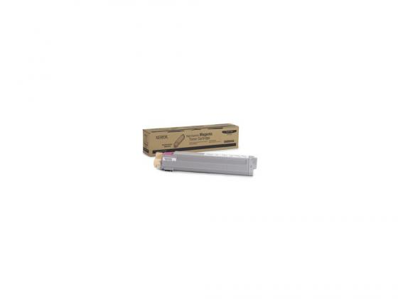 Картридж Xerox 106R01078 Тонер-картридж для Phaser 7400 пурпурный, 18000 стр картридж xerox 106r01372