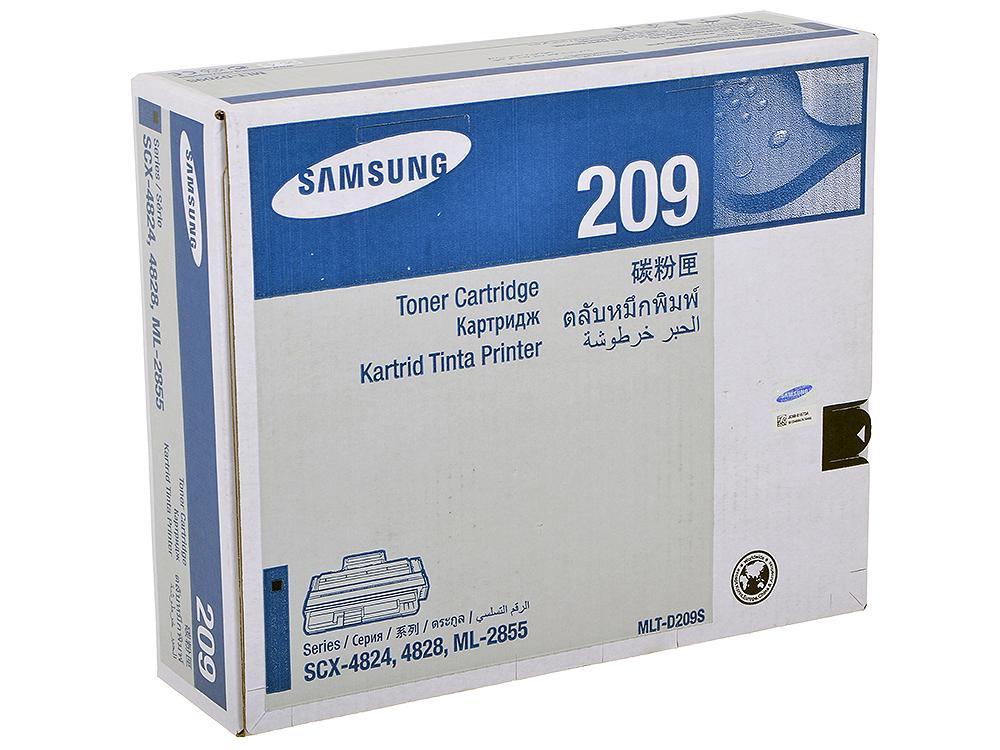 Картридж Samsung MLT-D209S цена и фото