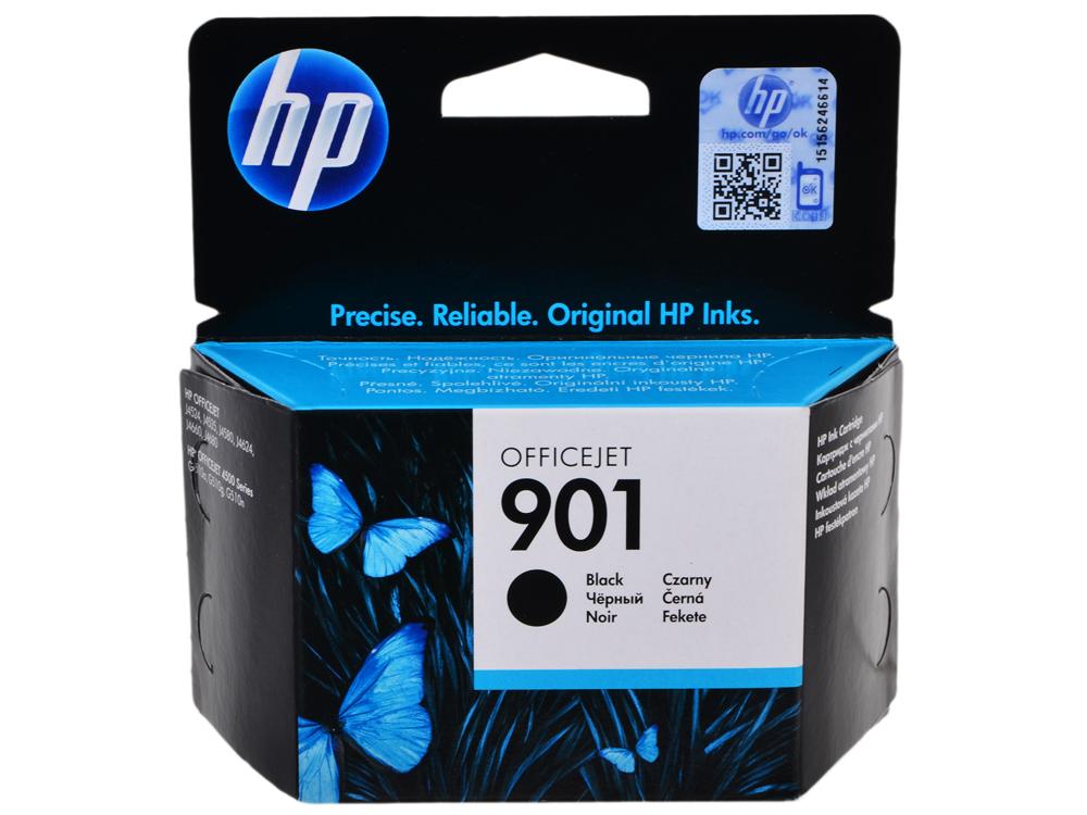 Картридж HP CC653AE (№ 901) черный OJ4580 картридж hp 49a черный [q5949a]