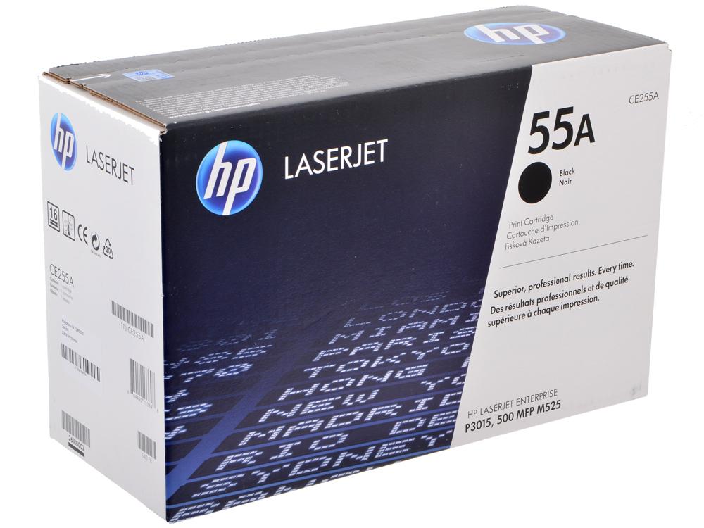Картридж HP CE255A (p3015) ноутбук hp 255 g6 1xn66ea