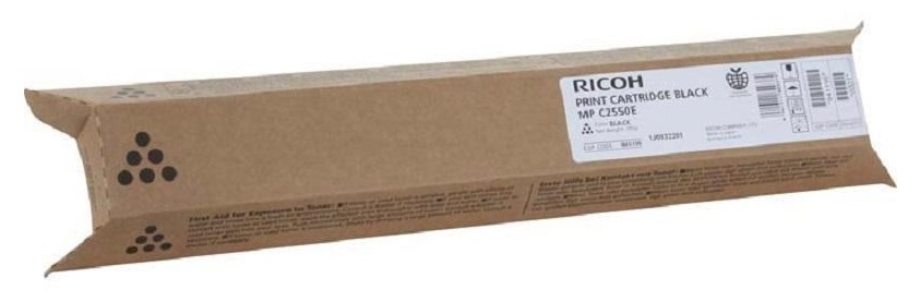 Тонер RICOH Type MPC2550E голубой тонер ricoh 406351