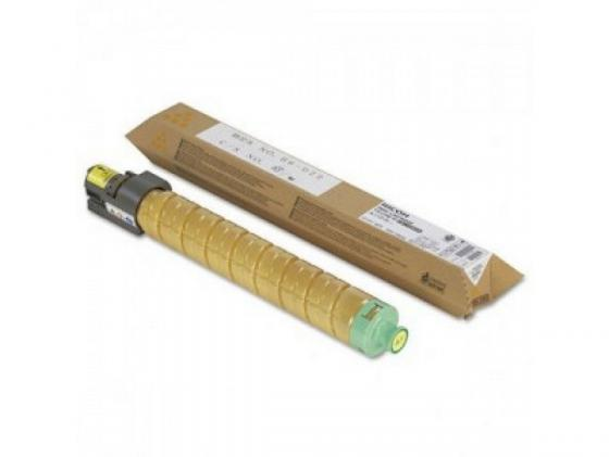 Тонер RICOH Type MPC2550E желтый тонер ricoh type mpc2550e малиновый