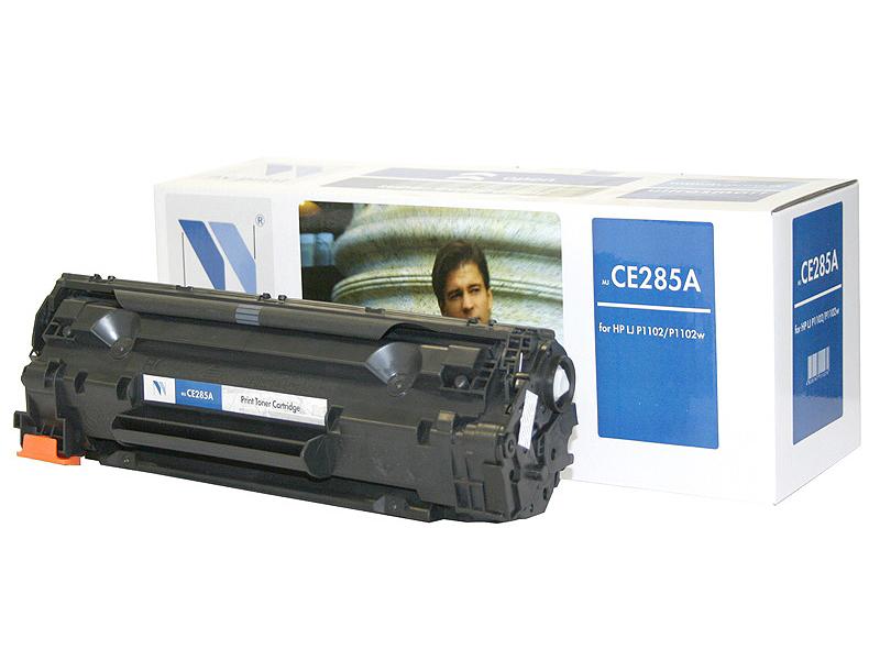 Картридж NV Print для HP  LJ Р1102/Р1102W  CE285A