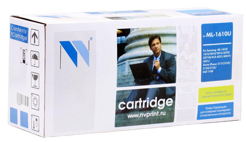 Картридж NV-Print совместимый Samsung ML-1610 для ML 1610/2010/2015/4321/Xer 3117/3124  Чёрный. 3000 страниц. картридж nv print для samsung sl m2620 2820 2870 3000k nv mltd115l