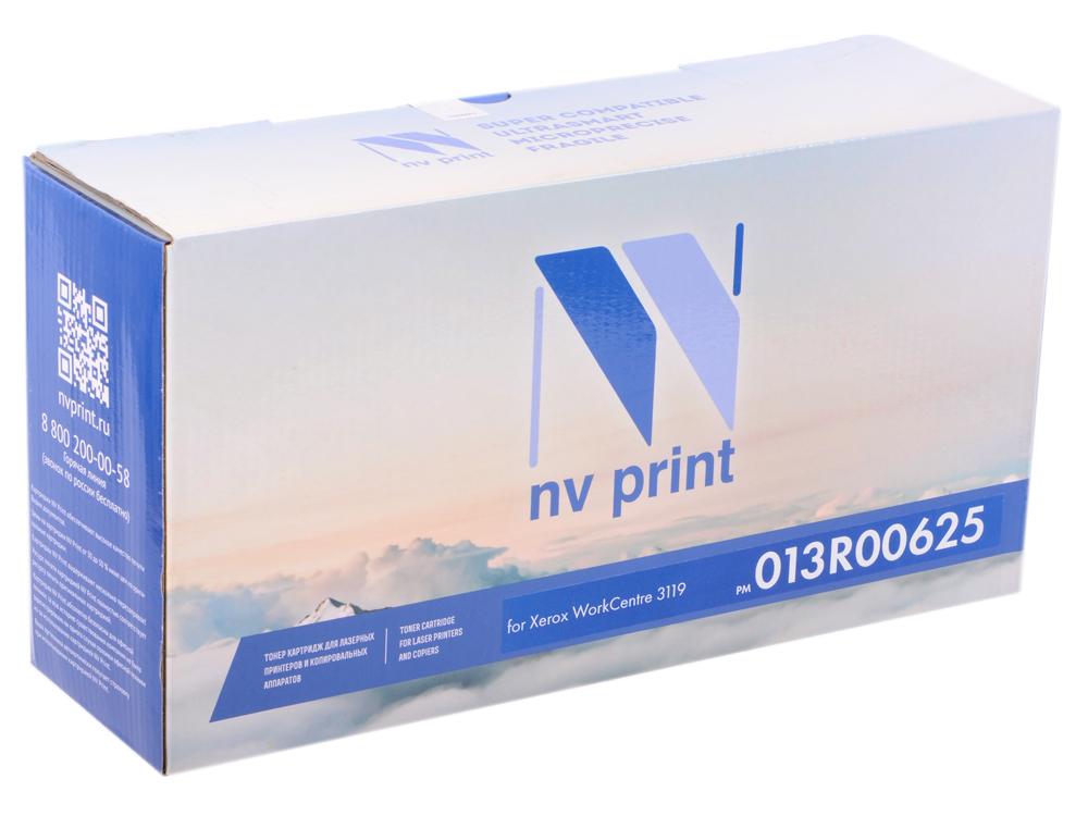Картридж NV Print совместимый с 013R00625 к Xerox WC 3119 paper crane print drop waist mini dress