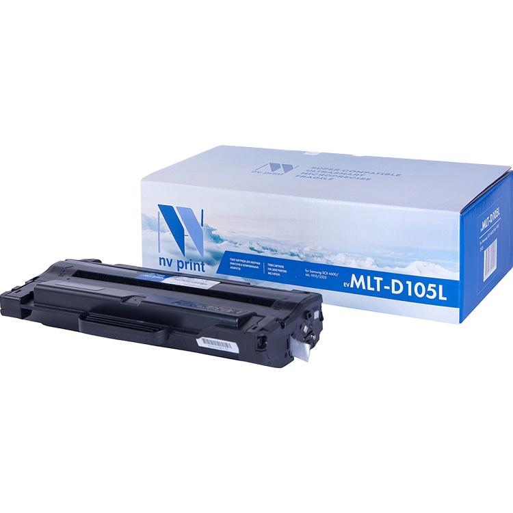 Картридж NV Print совместимый с Samsung MLT-D105S для ML-1910 картридж nv print для samsung sl m2620 2820 2870 3000k nv mltd115l
