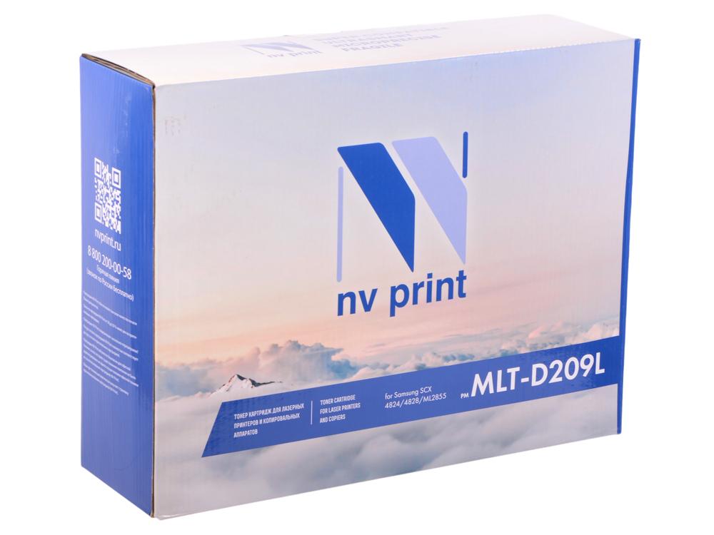 Картридж NV-Print совместимый Samsung MLT-D209L для ML-2855ND/SCX-4824FN/4828FN. Чёрный. 5000 страниц цена и фото