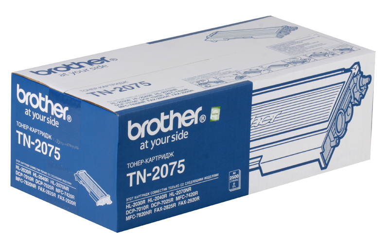 Тонер-картридж Brother TN2075