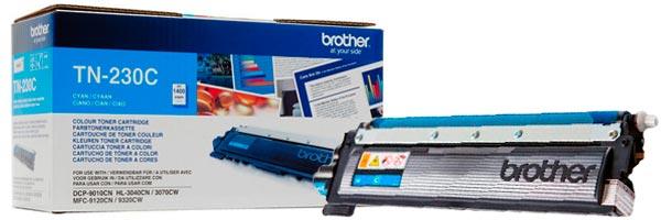 лучшая цена Тонер-картридж Brother TN230C