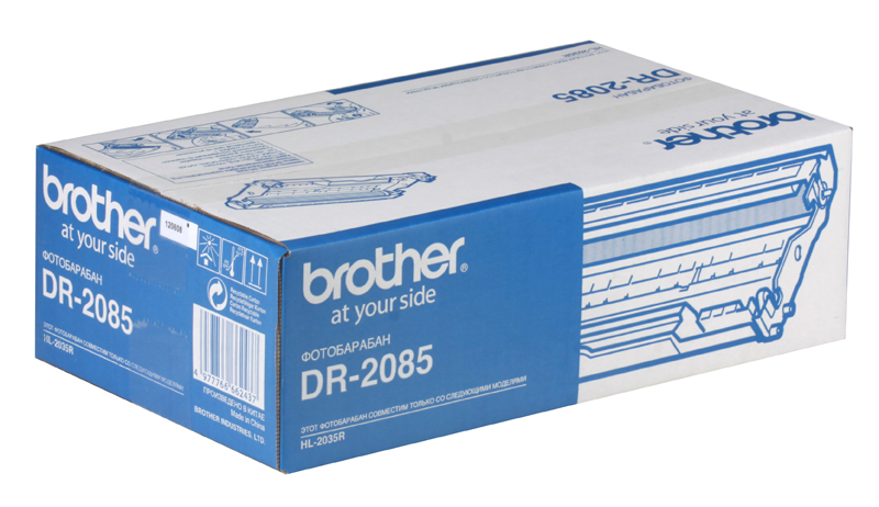 Фотобарабан Brother DR2085 фотобарабан brother dr321cl