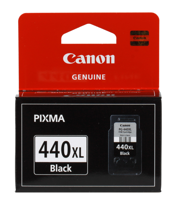 Картридж Canon PG-440XL для PIXMA MG2140, MG3140. Черный. 600 страниц. картридж для принтера canon pg 440xl черный