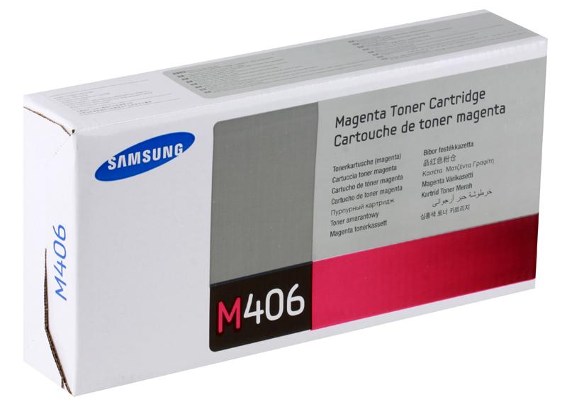 Картридж Samsung CLT-M406S  360\365\365w картридж для лазерного принтера samsung clt m406s