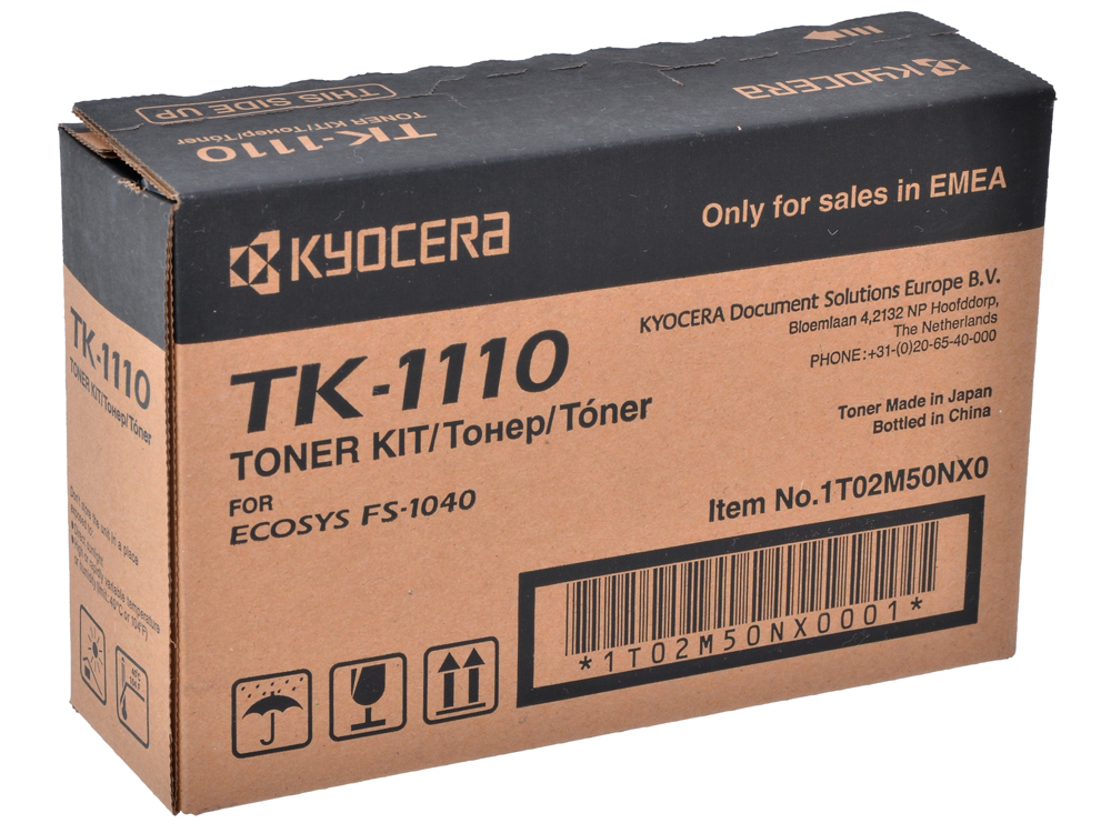 Тонер Kyocera TK-1110 1T02M50NX0 (FS-1120MFP ) alzenit for kyocera dk 1110 fs 1040 1020 1120mfp 1060 p1025d oem new imaging drum unit printer parts on sale