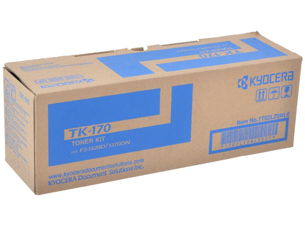Тонер Kyocera TK-170 1T02LZ0NL0 kyocera tk 160 1t02lz0nl0
