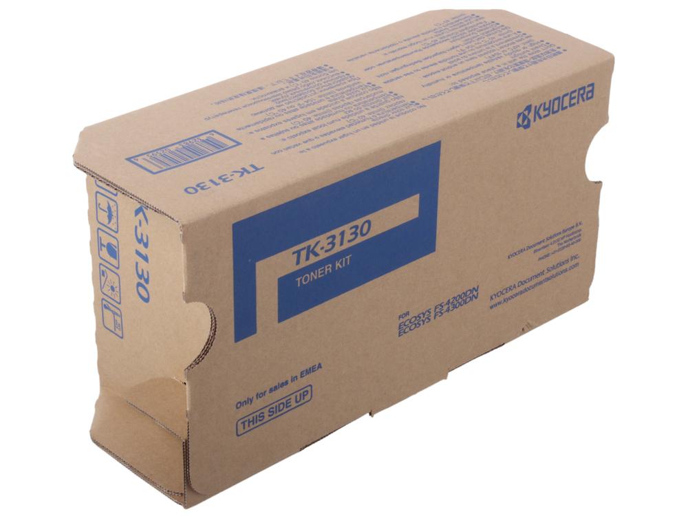 Тонер Kyocera TK-3130 1T02LZ0NL0 kyocera tk 160 1t02lz0nl0