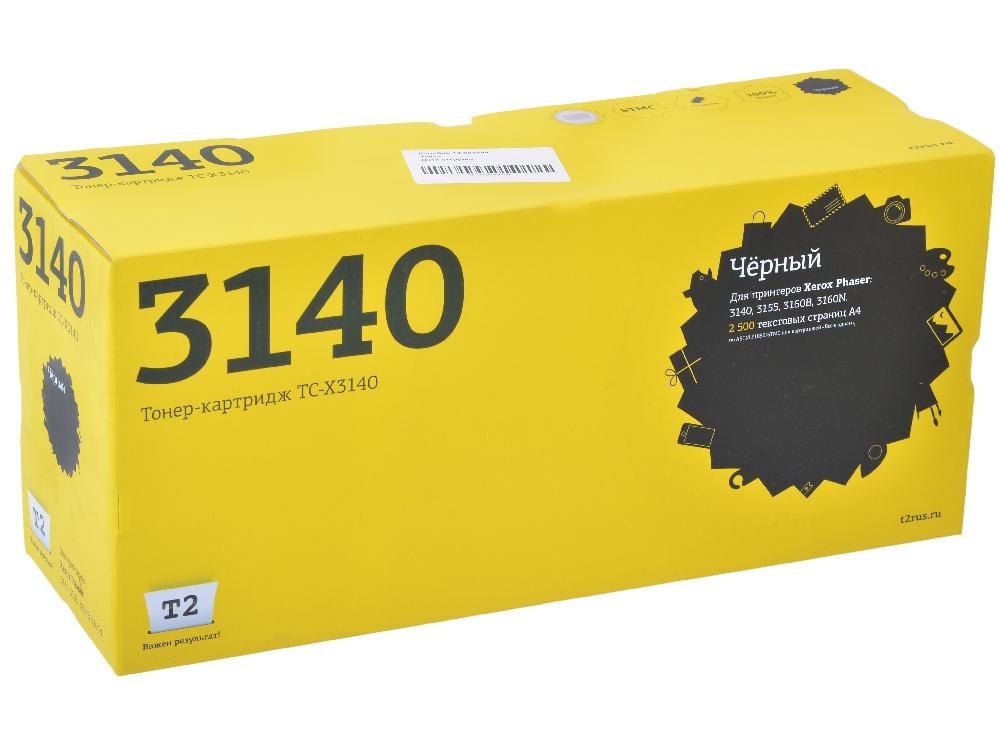 Картридж T2 TC-X3140 (с чипом) чехлы для телефонов prime чехол книжка для xiaomi redmi 4x prime book