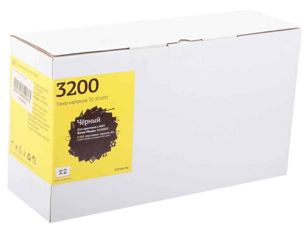 Картридж T2 TC-X3200 (с чипом) картридж t2 tc c041h черный