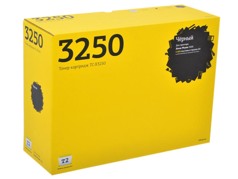 Картридж T2 TC-X3250 (с чипом) картридж для принтера t2 tc hcf413a с чипом purple