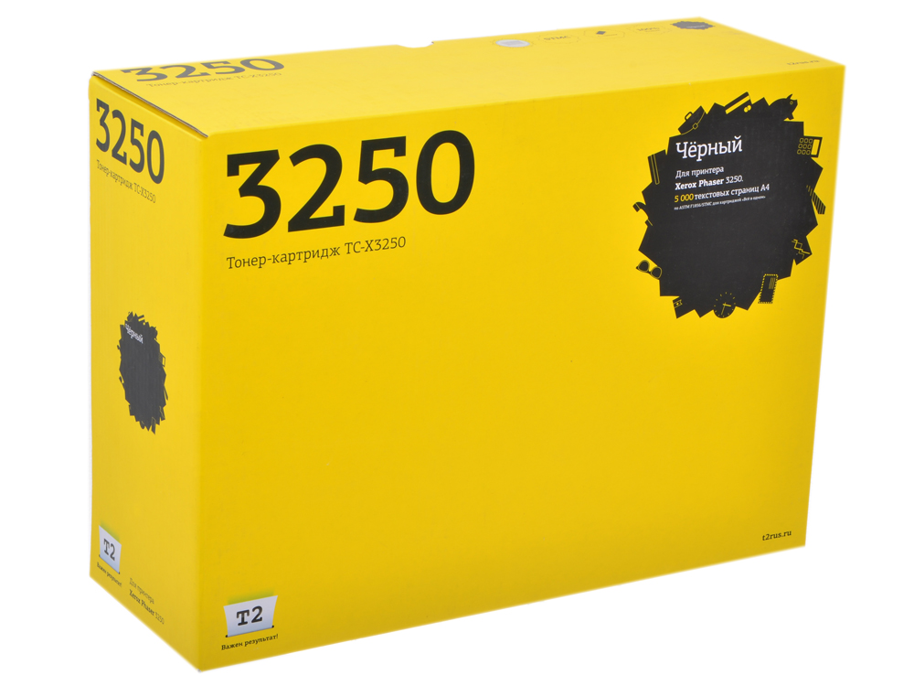 Картридж T2 TC-X3250 (с чипом) сервер lenovo x3250 m6 3943e6g