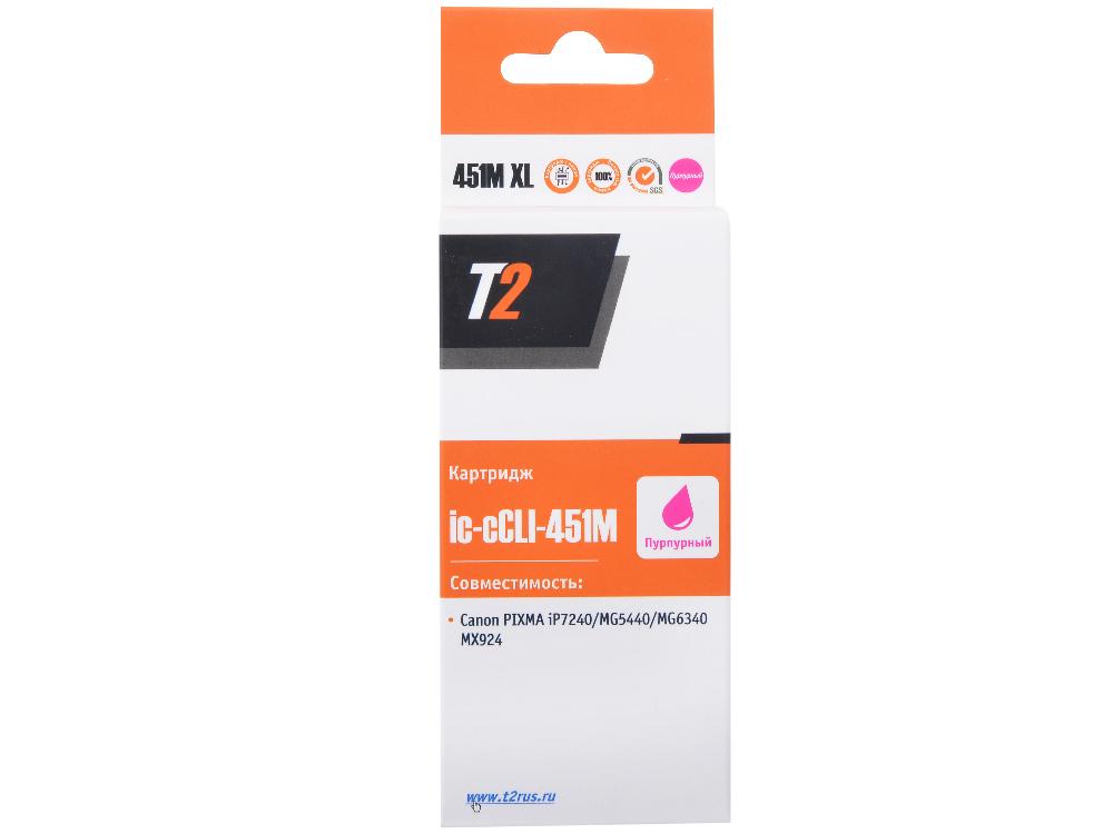 Картридж T2 CCLI-451M XL (с чипом)