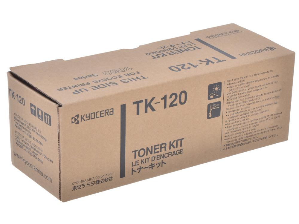 цены Тонер Kyocera TK-120 для FS-1030D. Чёрный. 7200 страниц.