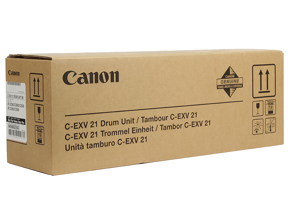 Фотобарабан Canon C-EXV21Bk для IRC2880/3380. Чёрный. 26000 страниц. zildjian s family splash 8