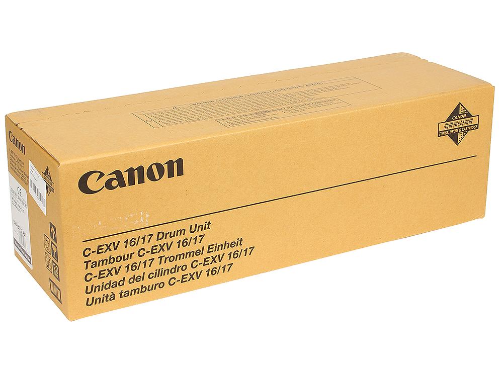 Фотобарабан Canon C-EXV 16/17Bk фотобарабан canon c exv34bk