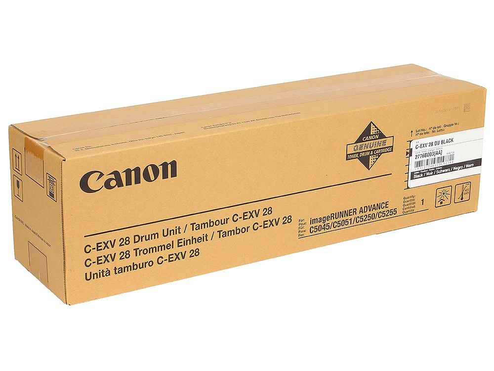 Фотобарабан Canon C-EXV28Bk фотобарабан canon c exv34bk