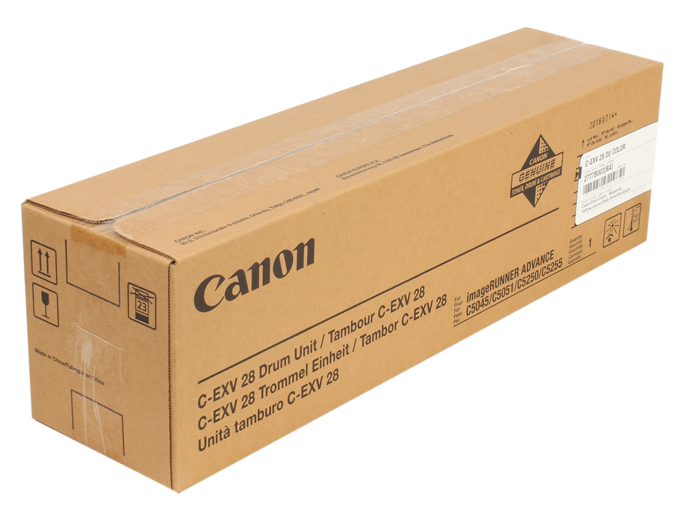 Фотобарабан Canon C-EXV28Cl для iR C5045/C5051/C5250/C5255 . Цветной. 38000 страниц. printwindow fuser film sleeve for canon ir advance c5030 c5035 c5045 c5053 c5235 c5240 c5250 c5255 fixing film