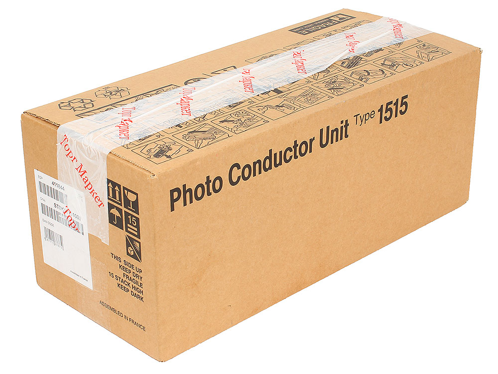 Фотобарабан Ricoh D1515 для 1515 (411844). Чёрный. 45000 страниц. цена и фото