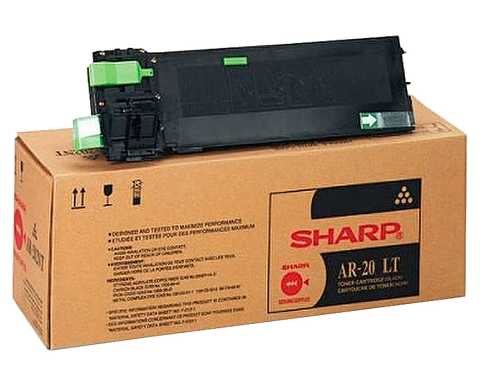 Картридж Sharp AR020LT для AR-5516/5520. Чёрный. 16000 страниц. sharp ar 270lt