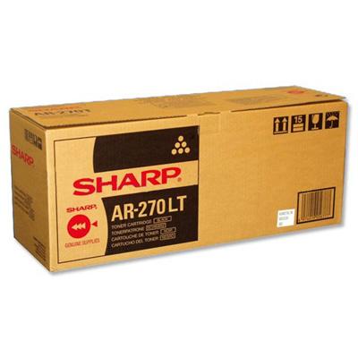 Картридж Sharp AR270LT для AR235/275/ARM236/276. Чёрный. 25000 страниц.