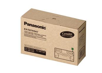 Картридж Panasonic KX-FAT410A7 для KX-MB1500 / KX-MB1520. 2500 страниц.