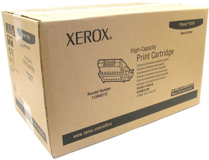 Картридж Xerox 113R00712 картридж xerox 006r01278