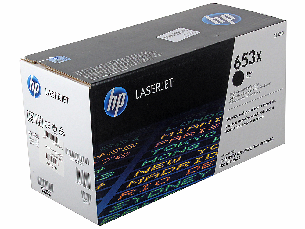 Картридж HP CF320X картридж hp ce260x