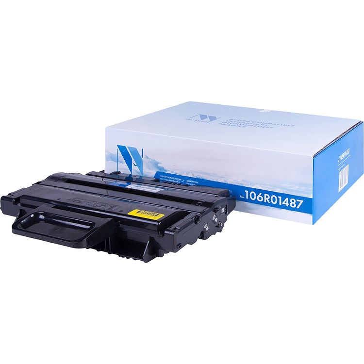 Картридж NV-Print совместимый с Xerox 106R01487 для WC 3210/3220 (4100k) картридж для принтера nv print work centre 3210 3220 106r01487 black