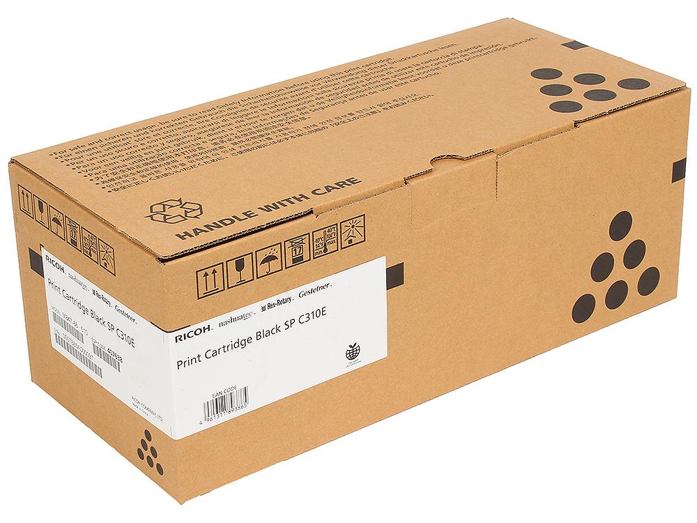 Принт-картридж SPC310E для Aficio SP C231SF/C232SF/C231N/C232DN/C311N/C312DN/C320DN/C242DN/C242SF. Чёрный. 2800 страниц. tprhm mp4000 premium laser copier toner powder for ricoh aficio mp5002sp for gestetner dsm735e dsm745e 1kg bag free fedex