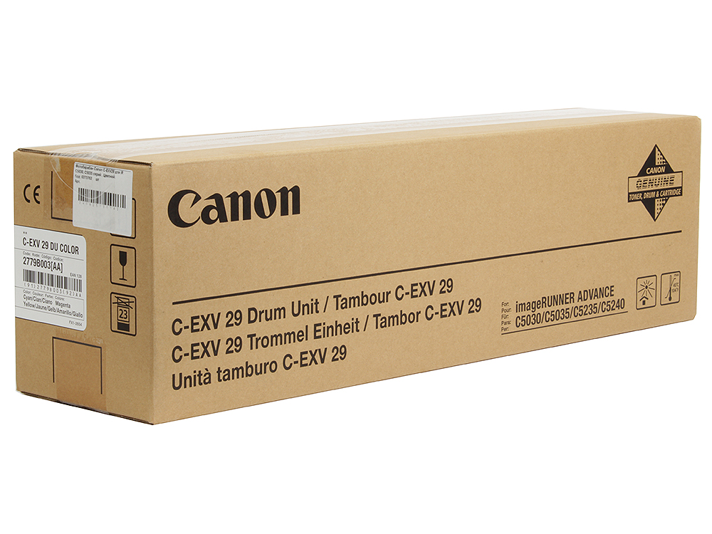 Фотобарабан Canon C-EXV29 для IR C5030, C5035 серий . Цветной. copier part c5030 fuser film compatible new for canon ir advance c5030 c5035 c5045 c5051 high quality