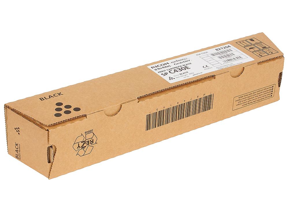 Картридж тип SP C430E для Aficio SP C430DN / SP C431DN. Черный. 21000 страниц. sp united vertriebs gmbh 53090 sp gadgets aqua bundle