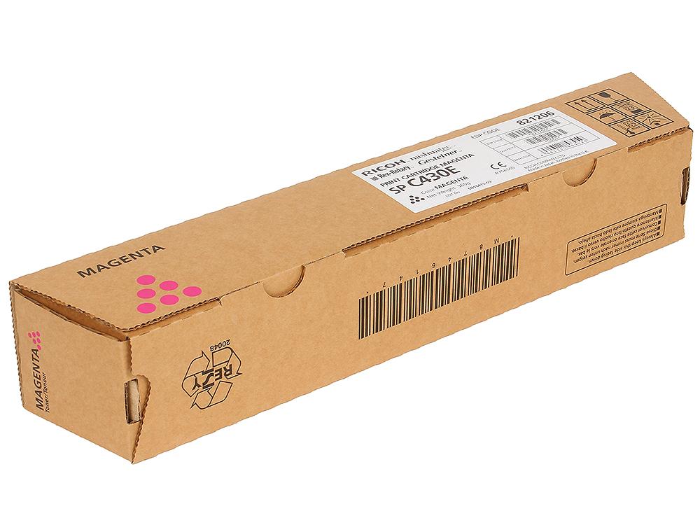 Картридж тип SP C430E для Aficio SP C430DN / SP C431DN. Пурпурный. 21000 страниц. sp united vertriebs gmbh 53090 sp gadgets aqua bundle